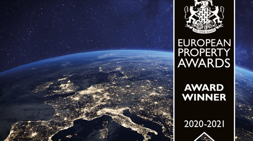 "Sextant Once Again Elected ""Best French Real Estate Agency"" At The European Property Awards"