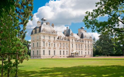 The Château De Cheverny, A Concentration of Treasures to Admire